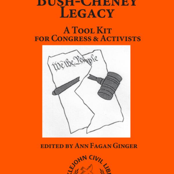 Undoing The Bush-Cheney Legacy