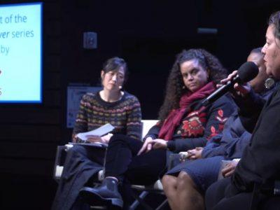 Needa Bee Speaks at Commonwealth Club Homeless panel